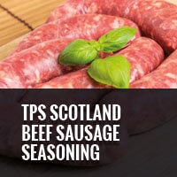 TPS Scotland Beef Sausage Seasoning