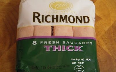 Richmond Sausages are No.1- But why?